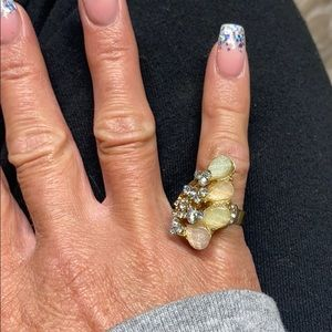 Gold ring 9